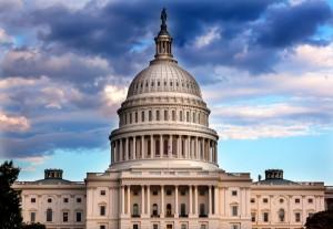 US Capitol Dome Houses of Congress Washington DC
